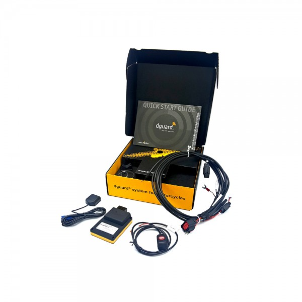 dguard MJ2021 eCall System
