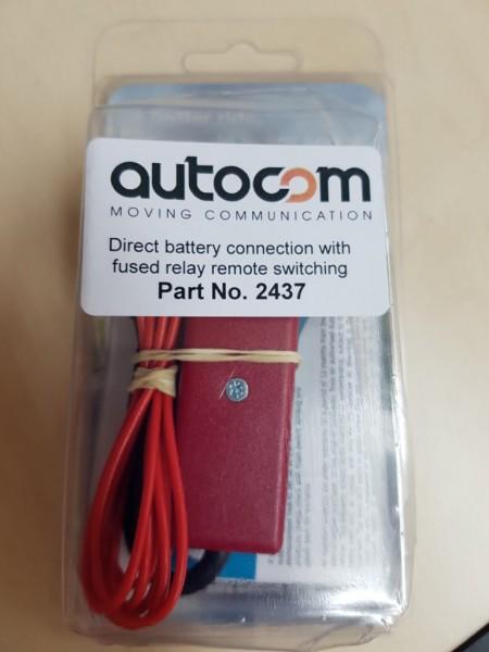 Autocom Kabel mit 3A Sicherung switched