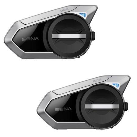 SENA 50S Bluetooth Kommunikationssystem Doppelpack