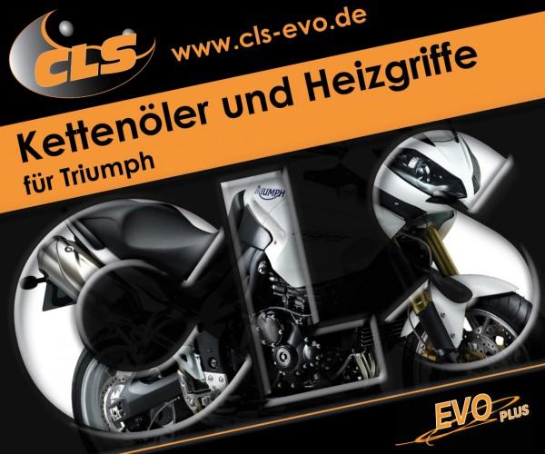 CLS EVO Plus Triumph Kit (12 cm Heizgriffbreite)