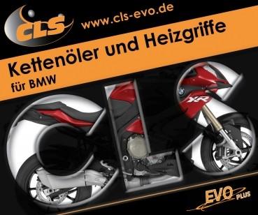 CLS EVO Plus BMW Kit (13,2 cm Heizgriffbreite)
