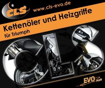 CLS EVO Plus Triumphi Kit (13,2 cm Heizgriffbreite)