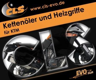 CLS EVO Plus KTM Kit (12 cm Heizgriffbreite)
