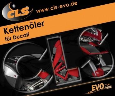 CLS EVO Ducati Kettenölerkit